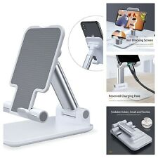 Desk Mobile Phone Holder Stand For iPhone/iPad Adjustable Metal Holder/Stand