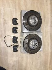 BMW M2 FULL SET OF FRONT BRAKE PADS AND DISCS