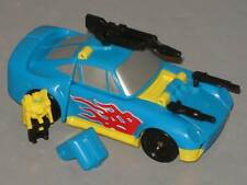 """G1 TRANSFORMER AUTOBOT NIGHTBEAT COMPLETE LOT # 5 CLEANED """"LOTS OF PICS"""" NICE"""