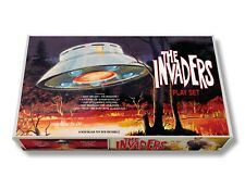 Marx  The Invaders Play Set Box