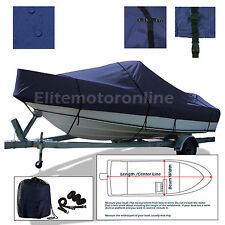 Larson Hampton 235 Cuddy Cabin Trailerable Boat Cover Navy