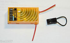 RC OrangeRx R615X DSM2/DSMX Compatible 6Ch 2.4GHz Receiver w/CPPM Dual-Antenne