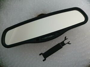 FORD TERRITORY SX SY GHIA  REAR VIEW MIRROR WITH DIMMER / GLARE SWITCH