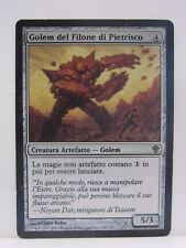 WWK MAGIC GOLEM DEL FILONE DI PIETRISCO MTG LODESTONE GOLEM EXC