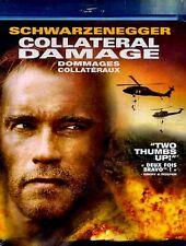 NEW BLU-RAY - COLLATERAL DAMAGE -  Arnold Schwarzenegger, Elias Koteas, Francesc