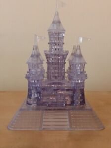 3D Crystal Puzzle Deluxe Castle