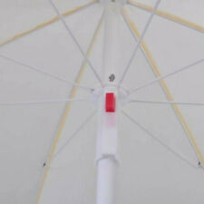 180 cm Beach Umbrella Colour Sand Yellow