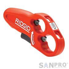 RIDGID P-TEC 3240 Kunststoff-Rohrabschneider/Rohrschneider 32 + 40 mm +Entgrater