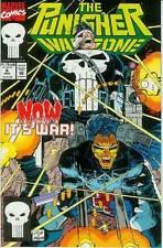 Punisher était Zone # 6 (John Romita Jr.) (États-Unis, 1992)