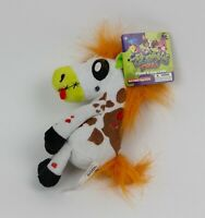 Zombie Pets Buttercup Caponey Horse Pony Plush Stuffed Animal Toy New w/ QR Code