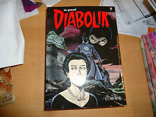GRAND DIABOLIK N° 7  EDITION CLAIR DE LUNE