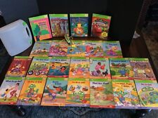 Leap Frog Tag Reader Pen, Case, 19 Phonics Books, 4 Story Books