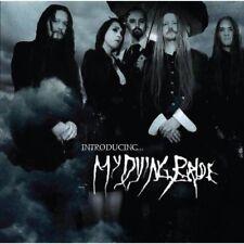 CD de musique death metal my dying bride, sur album