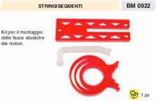 ATTREZZO MONTAGGIO FASCE ELASTICHE MOTORI stringisegmenti segmenti KIT COMPLETO