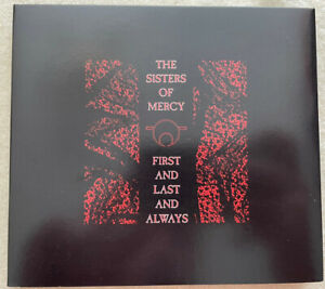 The Sisters Of Mercy - First And Last And Always - Remastered CD Album - 2006