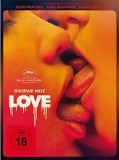 Love 3D + 2D + DVD / Limited Mediabook # BLU-RAY+DVD-NEU