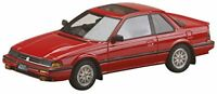 MARK43 1/43 Honda Prelude Si BA1 Red w/ Rear Spoiler Resin Model PM4353CR