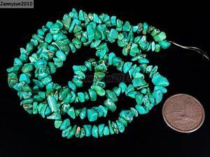 Natural Gemstone 5-8mm Chip Beads 35'' Lapis Hematite Turquoise Malachite Coral