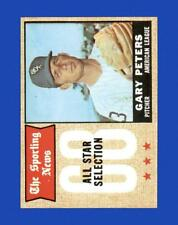 1968 Topps Set Break #379 Gary Peters EX-EXMINT *GMCARDS*