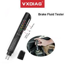 car accessories Brake Fluid Tester diagnostic tools Accurate Oil Quality 5 Leds