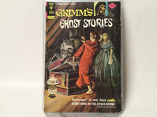 GRIMM'S GHOST STORIES #18 Gold Key Comics 1974 GD+