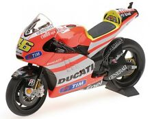 Minichamps 1:12 Ducati Desmosedici GP 11.2 - MotoGP 2011 - #46 Valentino Rossi
