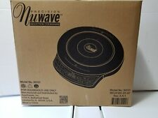 New listing Nuwave Precision Induction Cooktop Hot Plate w/ Dvd #30101 Idc-01-A7