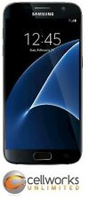 Samsung Galaxy S7 ( AT&T )  G930A - 32GB - Black Onyx NET-10