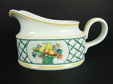 Villeroy and Boch BASKET Gravy Boat 1748 Germany No Underplate Sauce