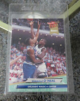 Shaquille O'Neal 1992-93 Fleer Ultra *Rookie* Card RC *Mint* Collector Required