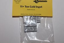 HO Scale State Tool & Die CMA-788C 11+ Ton Cold Ingot 6 Pack
