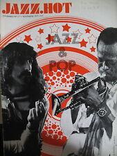 JAZZ HOT N° 277 JAZZ ET POP FESTIVAL MONTEREY RAY NANCE DOLLAR BRAND BELOW 1967