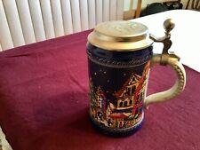 1980 Third Annual Christmas Beer Stein MIB