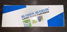Hi Vision Laser Toner Cartridge Genuine LC116C HP CE321A CYAN SEALED