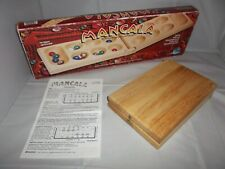 Mancala - Abstract Board Game (Folding Board Version by Pressman)