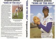 King Of The Hill - Fergie Jenkins Chicago Cubs on DVD!