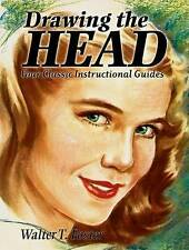 Drawing the Head: Four Classic Guides by Walter T. Foster - New Book