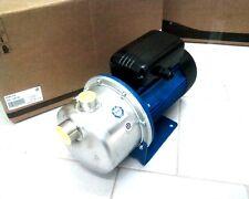 POMPA AUTOCLAVE AUTOADESCANTE HP 1,5 V220 BGM11/A GIRANTE ACCIAIO INOX LOWARA