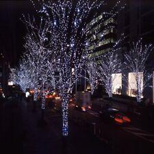 Solar 200 LED Powered Xmas Party String Fairy Tree Lights Indoor Outdoor Decor