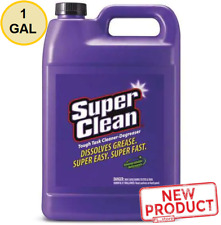 1 Gal Cleaner Degreaser Liquid Jug Tough Grease Dissolve Easy & Fast Clean NEW