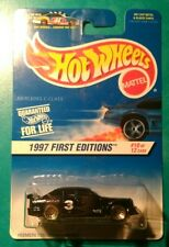 1997 HOT WHEELS FIRST EDITIONS MERCEDES C-CLASS #516 BLACK GOLD LACE MALAYSIA
