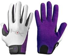 Harbinger HumanX Women's X3 Competition Lifting Gloves - Small - Purple/Black