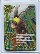 NARUTO JAPANESE card carte Miracle Battle carddass God Omega 2 Naruto