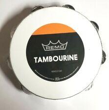 Remo TA5208ML Economy Tambourine 8 In Double Row Jingles