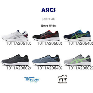 Asics Jolt 2 4E Extra Wide Mens Running Shoes Road Runner Pick 1