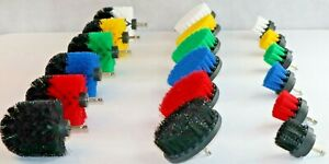 Build Your Own Custom Drill Brush Set ANY AMOUNT/SIZE/COLOR Fast Free Shipping