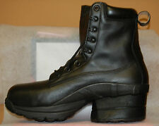 Z-Coil Prime Workboot FW-K6000 Men's Black Leather Size 12 Regular Toe