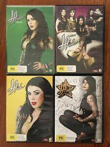 LA Ink: 3, 4, 5, 6, 11, 12 & 15 DVD Bundle *15 Disc Set *Region 4 *Disc's VGC