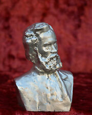 German philosopher communist Fridrih Engels statue sculpture bust USSR H=12 cm.