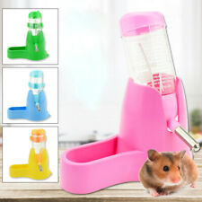 Hamster Water Bottle Small Pet Automatic Drinking Bottles Water Feeder Dispenser